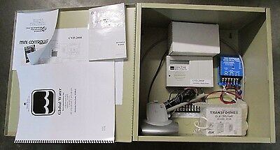 UNUSED Global Water CVD-2000P Cellular Auto Dialer Alarm Water Instrumentation