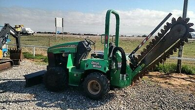 2012 Ditch Witch RT45 Riding Trencher With Blade