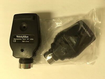 Welch Allyn 11710 Ophthalmoscope Heads (2 Qty.)