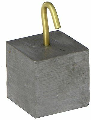 Ajax Scientific Lead Material Hooked Cube Shaped 32 millimeters Size