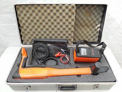 Metrotech 810DX Locator and Transmitter Cable Pipe Locator
