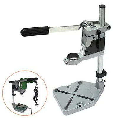 Drill Bench Press Stand Repair Tool Workbench Pillar Pedestal Clamp for Drilling
