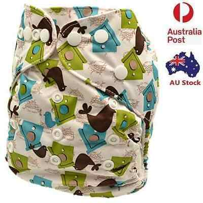 New One Size Baby Pilchers SIze 000-2 Modern Cloth Nappy/ Nappies MCN (M79)