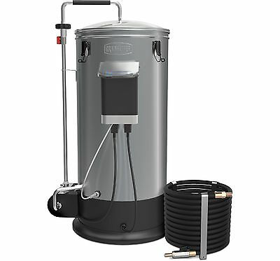 FREE SYDNEY GRAINFATHER AUTO all in one Grain Mash Brewing System beer scotch