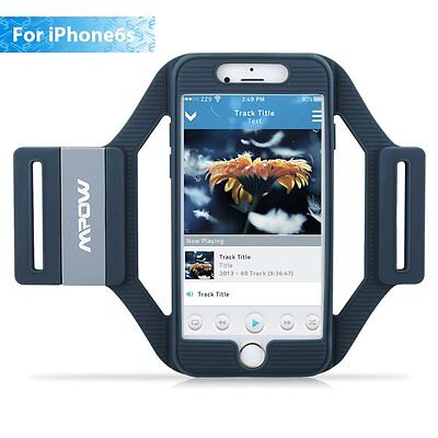 Mpow Phone Sports Running Armband Sweatproof Armband for iPhone 7 6 6S