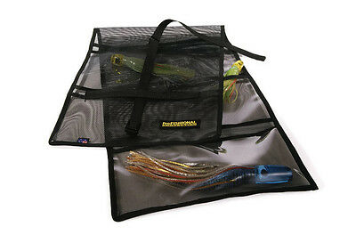 NEW Fishing Lure Wrap 8 Pockets - Made in Australia