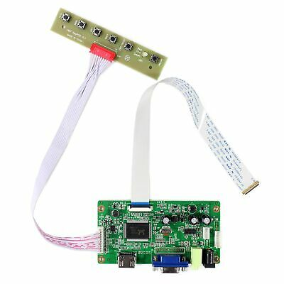 HDMI VGA LCD driver board work for 11.6 13.3 14 15.6inch 1366x768 EDP LCD panel