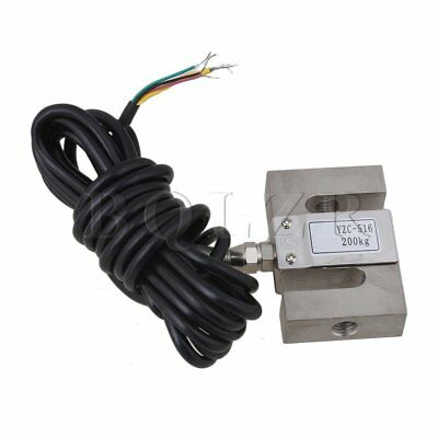 Anti-corrosion S Type Beam Load Cell Scale Sensor Weighting Sensor 200kg