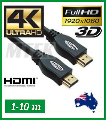 ALL NEW 4K Ultra HD 3D HDMI Cable - High Speed with Ethernet - 2.0