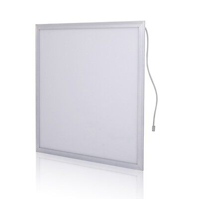 PACK OF 6 60w Ceiling LED Panel 600 x 600mm Pure Cool White Light 6500k 60X60CM