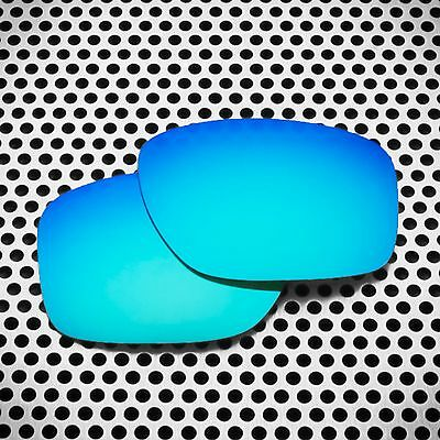 New Volt Polarized Blue Replacement Lenses for Oakley Sliver F