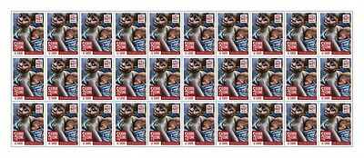 Z08 IMPERFORATED SRL161315c SIERRA LEONE 2016 Early childhood marriage 30v MNH