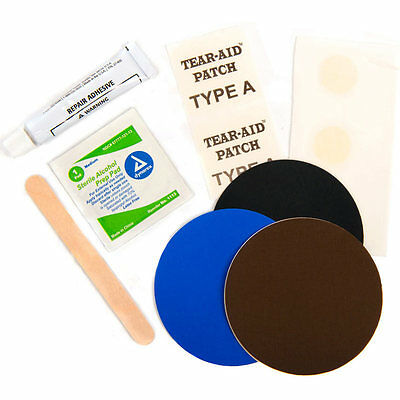 Therm a Rest Permanent Home Repair Kit Reparatur Kit Original dauerhafte Klebung
