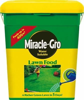 Miracle Gro Water Soluble Lawn Food 2kg Tub