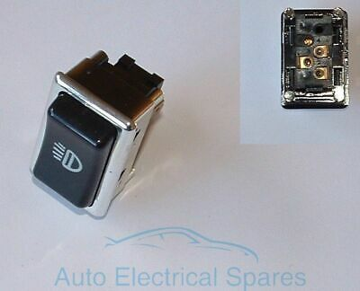 13H6322 3 position light switch OFF-ON-ON replaces Lucas 39298 159SA