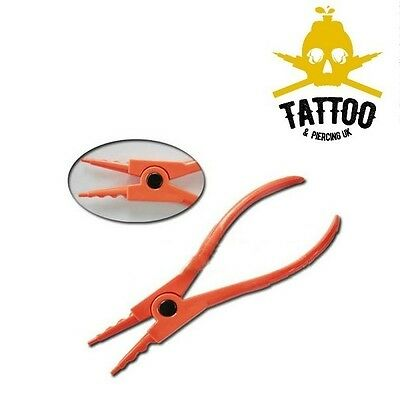 BODY PIERCING Disposable RING OPENING Pliers - Sterile Ball Ring BCR Opener Tool