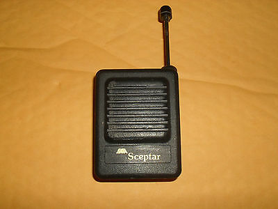 SCA Sceptar 2 Frequency Tone / Voice Pager SP-AV01