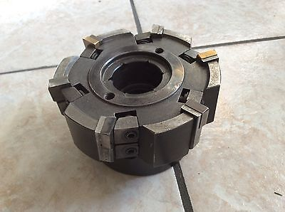 "4"" Shell mill,face mill,1-1/2"" arbor"