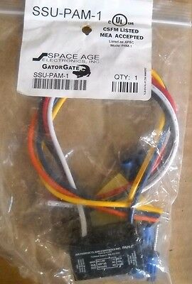 Space Age Electronics SSU-PAM-1 control relay, NEW