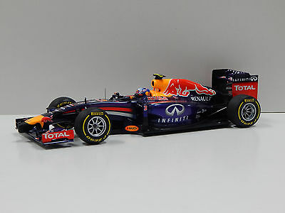 1:18 Daniel Ricciardo First GP win Canada 2014 Red Bull Racing RB10  #3 Spark.