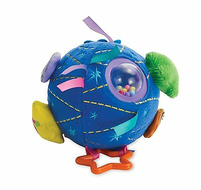 Manhattan Toy Whoozit Discovery Ball Rattle Baby Toy
