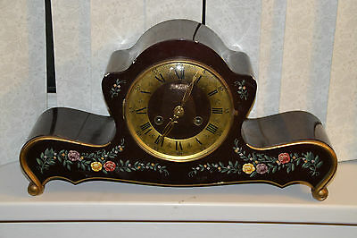 NEUCHATEL Bracket / Mantel Clock Swiss Made ROYAL
