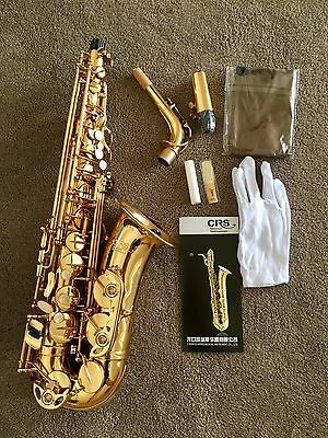 High Quality Alto Saxophone Brass