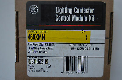 GE CR460XMN  3-Wire 110-120VAC Conversion Kit for Mechanically Held Contactors