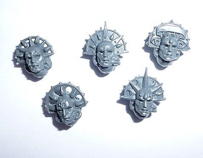 Blood Angels Sanguinary Guard Death Masks x 5 – G526