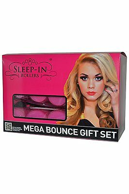 Sleep In Rollers Mega Bounce Gift Set - ORIGINAL & SAME DAY DISPATCH