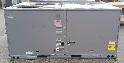 Carrier Commercial 7.5 ton 460V  3 Ph Gas Package Unit Horizontal/Vertical disch