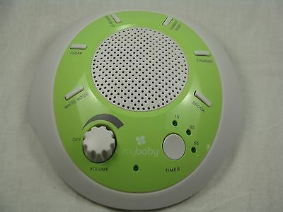 myBaby SoundSpa Portable, 6 Soothing Sounds