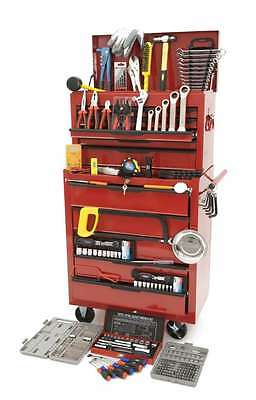 Hilka TK270 271 Piece Tool Kit In Heavy Duty Tool Chest And Cabinet