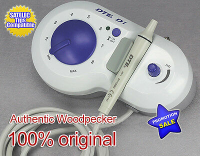 Woodpecker D1 Piezo Ultrasonic Scaler DTE Satelec Tips Compatible Original 220V
