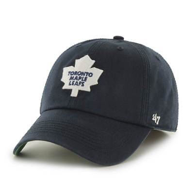'47 Brand Toronto Maple Leafs Franchise Fitted NHL Cap Navy