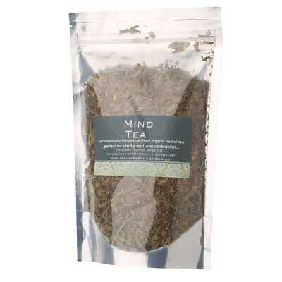 NEW Organic Merchant Mind Tea Sachet