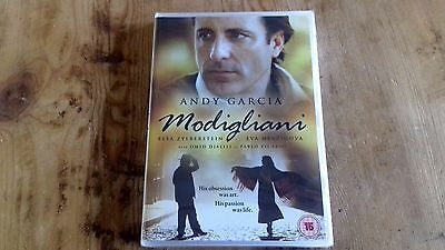 New - DVD - MODIGLIANI - Andy Garcia - Language : English - Region : 2 / PAL