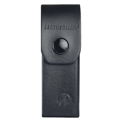 Leatherman-Leather Pouch Sheath Black Rebar-934825