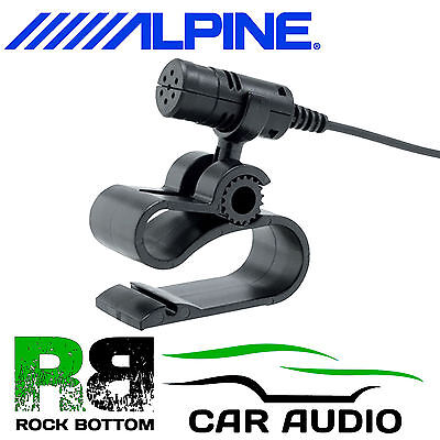 Alpine CDE-195BT Car Radio Stereo Replacement 3.5mm Bluetooth Mic Microphone