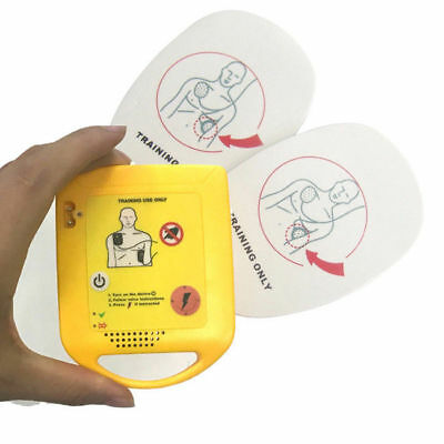 Mini AED Trainer XFT-D0009 First Aid Training Emergency Teaching Machine Unit CE