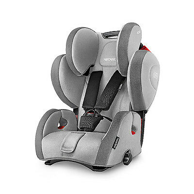 2016 Recaro Young Sport Hero Shadow Child Seat (9-36 kg) (19-79 lbs)