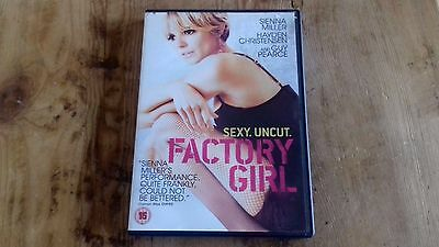 Used - DVD - FACTORY GIRL - Language : English - Region : 2 / PAL