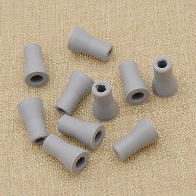 10 Pcs Dental SE Saliva Ejector Snap Tip Adapter Replacement Supplies Rubber