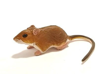 Japan KAIYODO Cute Large Japanese Field Mouse Rat Mice Animal Figure Collectible