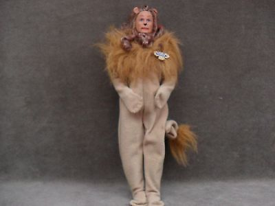Wizard of Oz COWARDLY LION COURAGE Doll