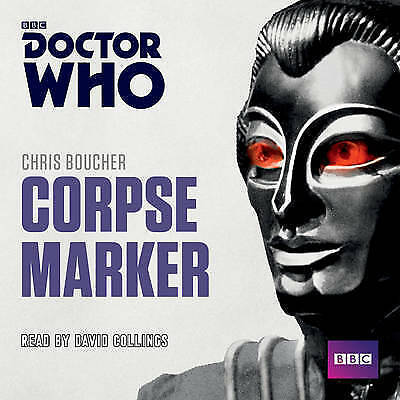 Doctor Who-Corpse Maker--8 Cd Audio Book  Brand  New Sealed