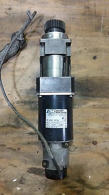 CMC Motor MT3528-297CF with Gear Reducer & Pinion