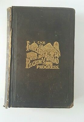TWAIN/CLEMENS 1880 The Innocents Abroad 234Illust, SOLD BY SUBSCRIPTION ONLY