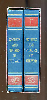Secrets And Stories Of The War - Two Volume Boxed Set