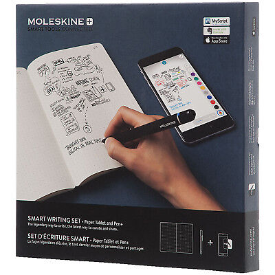 MOLESKINE Smart Writing Set - Paper Tablet und Pen+